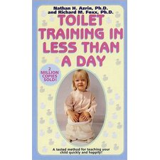 Toilet Training in Less Than a Day Book