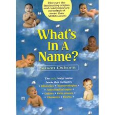 What's in A Name Book