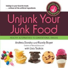 Unjunk Your Junk Food; Healthy Alternatives to Conventional Snacks