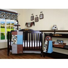 <strong>Geenny</strong> Boutique Scribble 13 Piece Crib Bedding Set