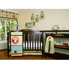 <strong>Geenny</strong> Boutique Garden Paradise 13 Piece Crib Bedding Set