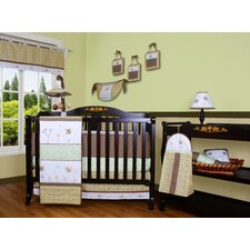 <strong>Geenny</strong> Boutique Bumble Bee 13 Piece Crib Bedding Set