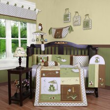<strong>Geenny</strong> Boutique New Froggy Froggie13 Piece Crib Bedding Set