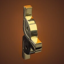 "Dynasty 120"" Smooth Tubular Stair Rod Set with Smooth Brackets Urn Finials"