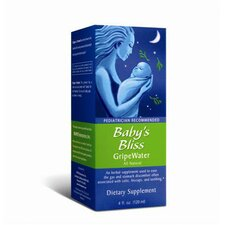 <strong>Mommys Bliss</strong> Gripe Water Natural Supplement