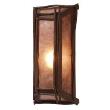 Sticks 1 Light Wall Sconce