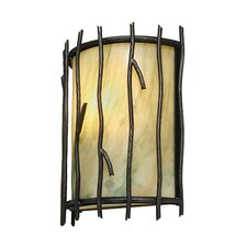 Sticks Timber Ridge 1 Light Wall Sconce