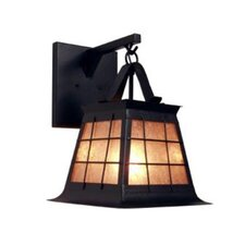 Top Ridge Hanging 1 Light Wall Sconce