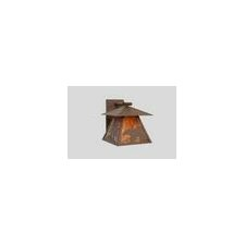 Bavarian Elk 1 Light Wall Sconce