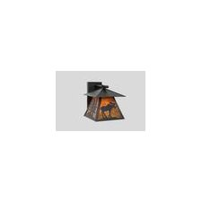 Moose Cascade 1 Light Wall Sconce