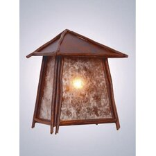 Bundle of Sticks 1 Light Outdoor Wall Lantern