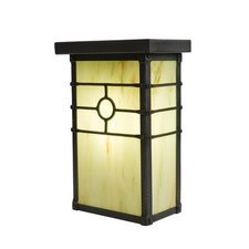 <strong>Steel Partners</strong> Historic California 1 Light Outdoor Wall Lantern