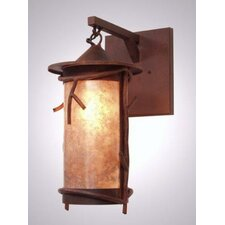 Sticks Pasadena Hanging 1 Light Wall Sconce