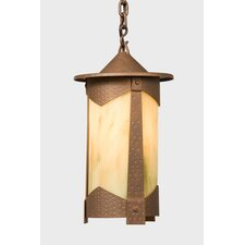 Vallejo Pasadena 1 Light Hanging Lantern