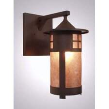 Pasadena 1 Light Outdoor Wall Lantern