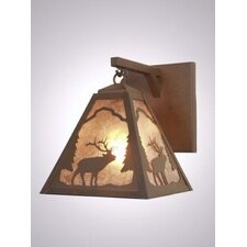 Elk Timber Ridge Hanging 1 Light Wall Sconce