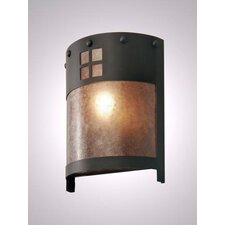 Pasadena Timber Ridge 1 Light Wall Sconce