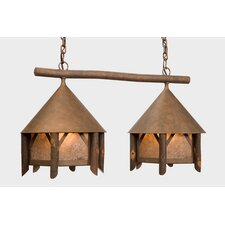 Campromise Double Anacosti Light Pendant