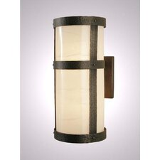 Portland Open Tall Open Narrow 1 Light Wall Sconce