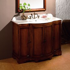 "Stockholm 42"" Single Bathroom Vanity Set"