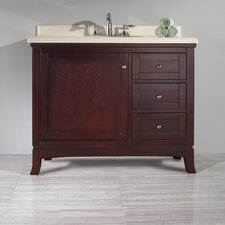 Valega 42'' Bathroom Vanity Ensemble Set