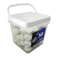 Mid Grade Bridgestone B330 Mix Golf Balls (Set of 50)