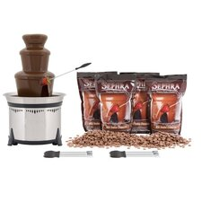 Classic 3 Piece Milk Chocolate Party Package