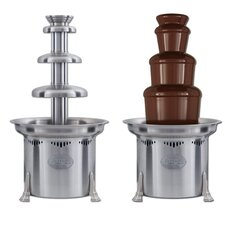 <strong>Sephra</strong> The Aztec 3 Tier Chocolate Fountain