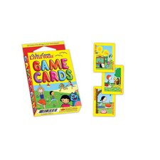 Little Yogis Kids Game Cards