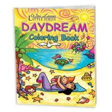 Little Yogis Kids Daydream Coloring Book