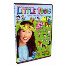 Little Yogis Kids DVD Volume One