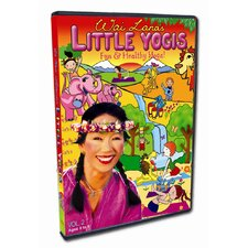 <strong>Wai Lana</strong> Little Yogis DVD Volume Two