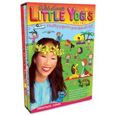 Little Yogis Kids DVD Twin Pack