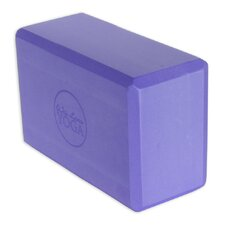 "<strong>Wai Lana</strong> 4"" Foam Yoga Block"