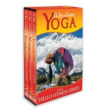 Yoga Hello Fitness Series DVD Tripack