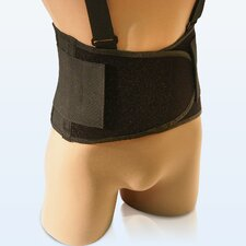 Universal Elastic Back Belt in Black