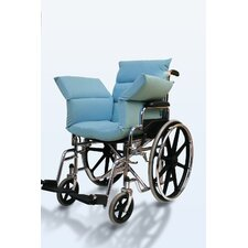 Wheelchair Comfort Seat in Light Blue