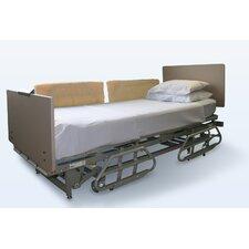 Bed Rail Pads Sheepskin in Cream
