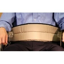 Wheelchair Seat Belt with Quick-Release Buckle Closure