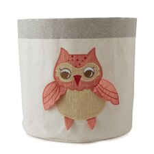Baby Owls Toy Storage Bin