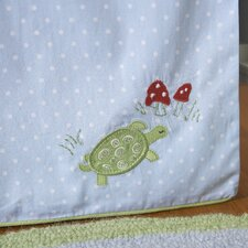 <strong>The Little Acorn</strong> Wishing Tree Crib Bed Skirt