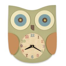 <strong>Tree by Kerri Lee</strong> Owl Clock