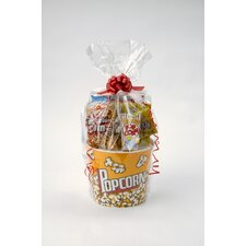 Family Fun Night Popcorn Gift Set