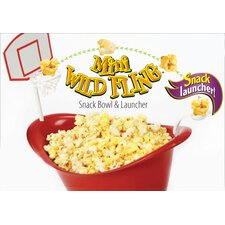 Wild Fling Sports Snack Bowl