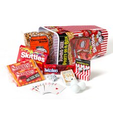 Game Night Party Snack Box