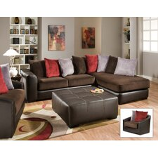 Nelson 2 Piece Sectional