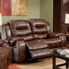 Maple Reclining Loveseat