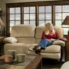 Dogwood Reclining Loveseat