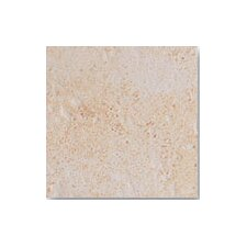 "Montreaux 4-1/4"" x 4-1/4"" Ceramic Wall Tile in Blanc"