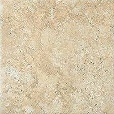 "Artea Stone 13"" x 13"" Field Tile in Avorio"